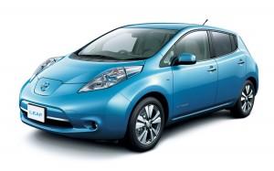 Revised-Nissan-Leaf-Japanese-Spec-front-side-view11